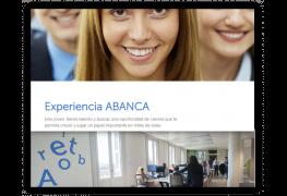 Actualidad - Programa de captación de talento de Abanca