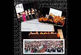Actualidad - Acto de Graduación VI Promoción del Máster En Dirección de Pymes