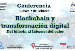 Actualidad - Charla sobre Blockchain