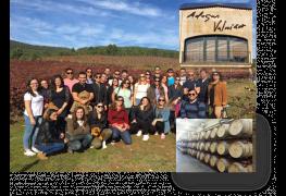 Actualidad - Visita a las Bodegas Valmiñor Ébano