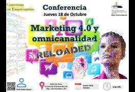 Actualidad - Conferencia sobre Marketing 4.0 y omnicanalidad
