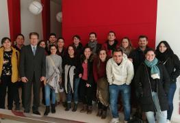 Actualidad - Visita a Eurolatón en Caldas de Reis